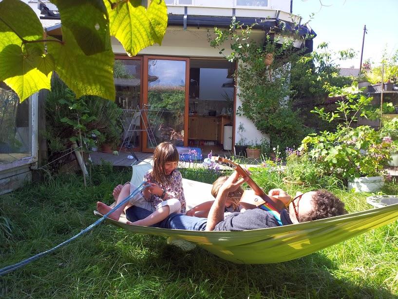 garden extension hammock